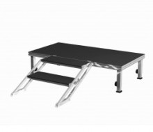 ED-AS-SPS - Aluminum Adjustable Stairs