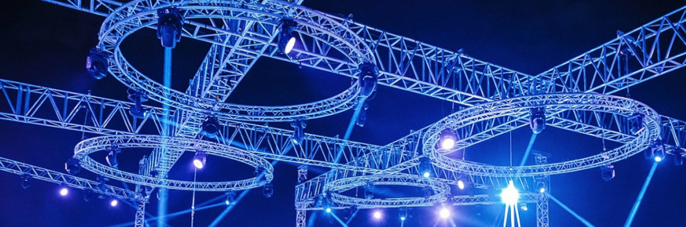 Truss, Stages & Rigging Equipment Supply