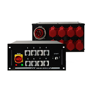 Mc 8 8 Channels Chain Motor Controller Power Distros