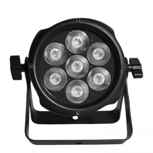 CPX 607 OP – 6 in 1 RGBW, Amber and UV LED Par
