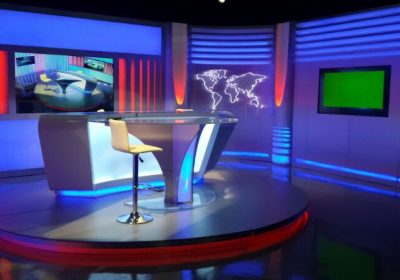 Prolites Equips Télé Liban Studios with Philips Strand Lighting and Philips Selecon