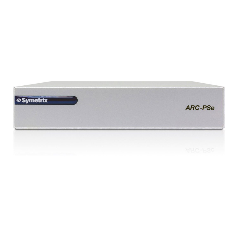 ARC-PSe - Control & Power Distribution System
