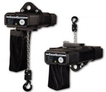 BGV-C1 - 125 to 2500 kg Electric Chain Hoist