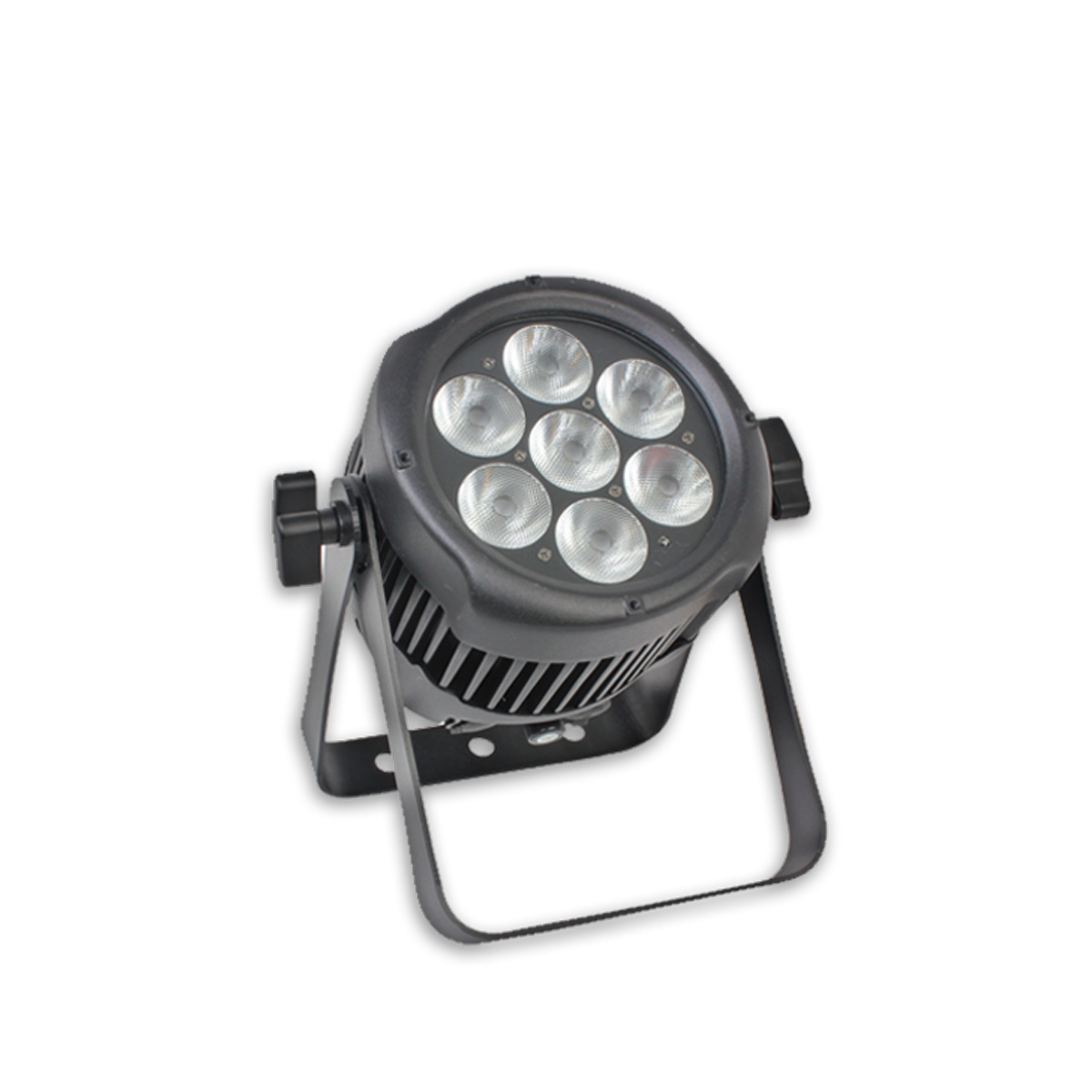 CPX 407BAT - Outdoor battery RGBW LED Par, with wireless DMX