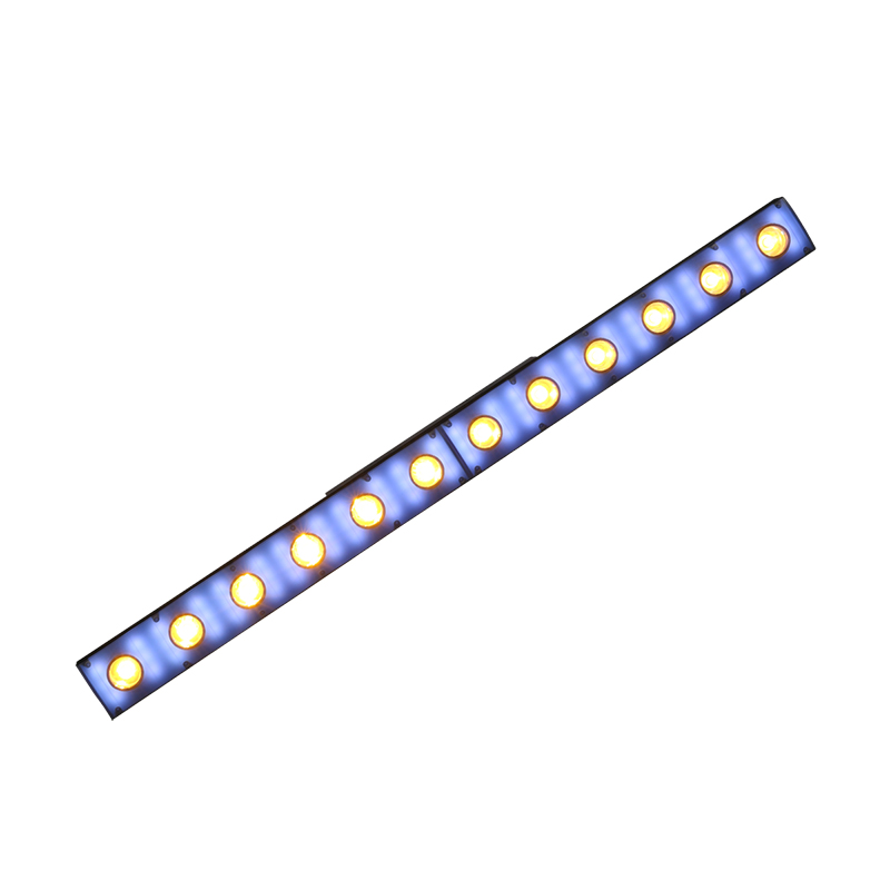 CPX 436IP - 12x3 watts LED Bar, Beam light pixel mapping