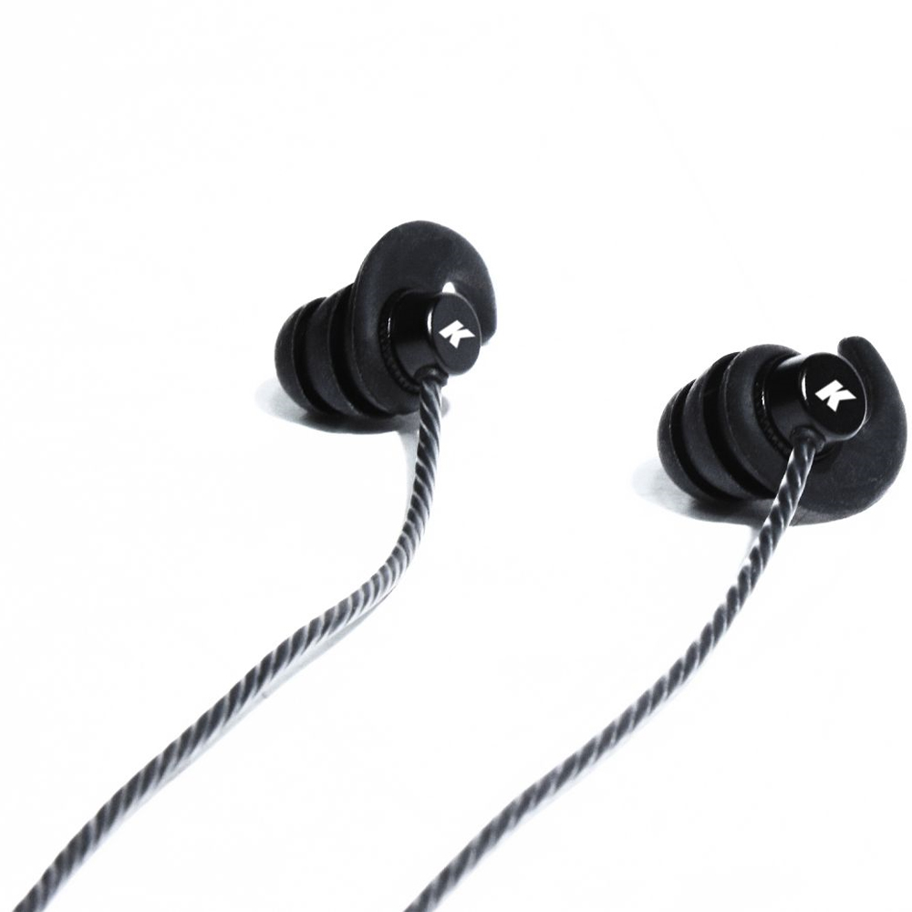 Duetto-KD6B - Earbuds with an in-line microphone and control