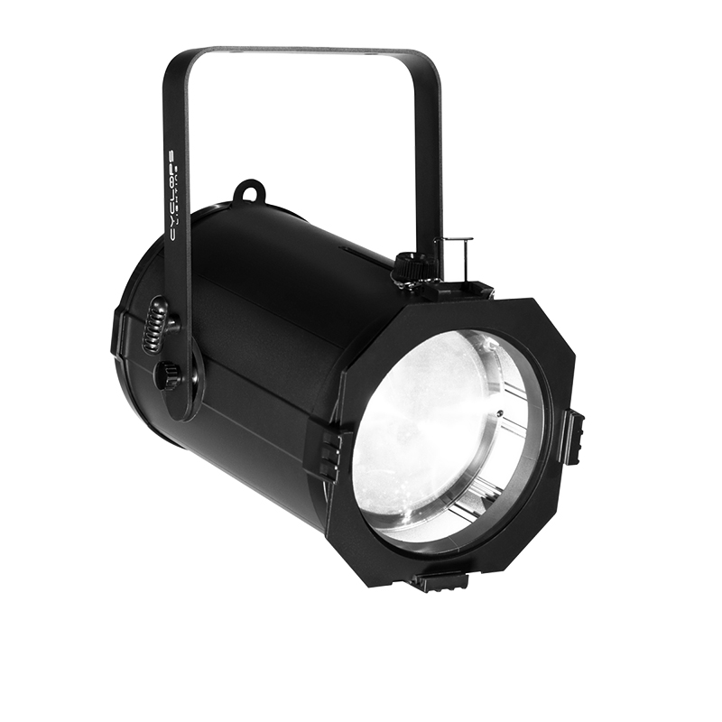 FR 150C - 150 watts COB Cool White LED Powered Fresnel