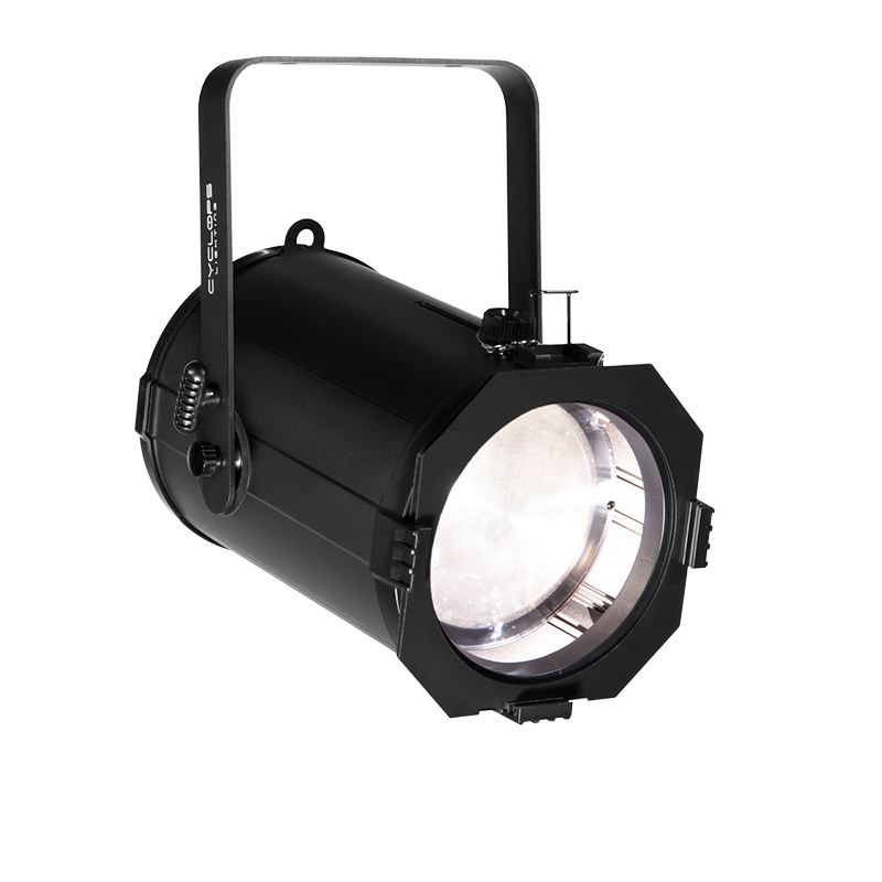 FR 150W - 150 watts COB Warm White LED Powered Fresnel