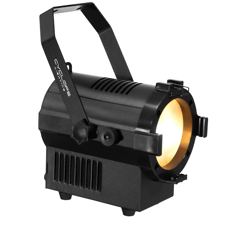 FR 40W - Warm White Super Compact, LED Fresnel