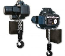 Jumbo Lift - 3 to 12 tons Electric Chain Hoist