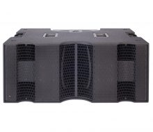 "Firenze KS8 - 2 x 21"" Self-powered Subwoofer with IPAL® Technology"