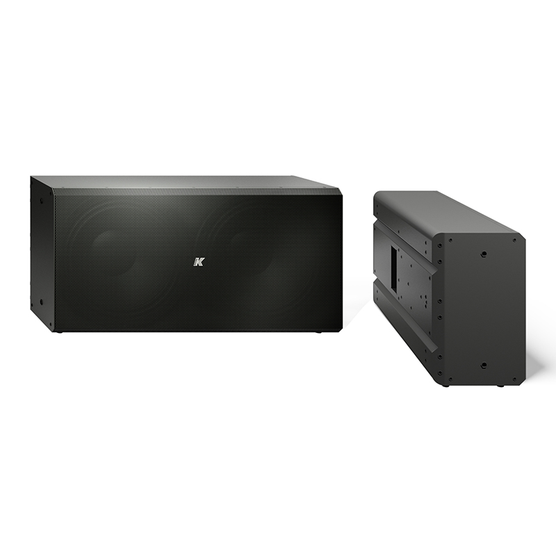 Rumble KU212 - Ultra-thin, High-power Passive Subwoofer