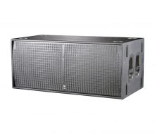 LX-218C - Externally Powered High-performance Subwoofer System