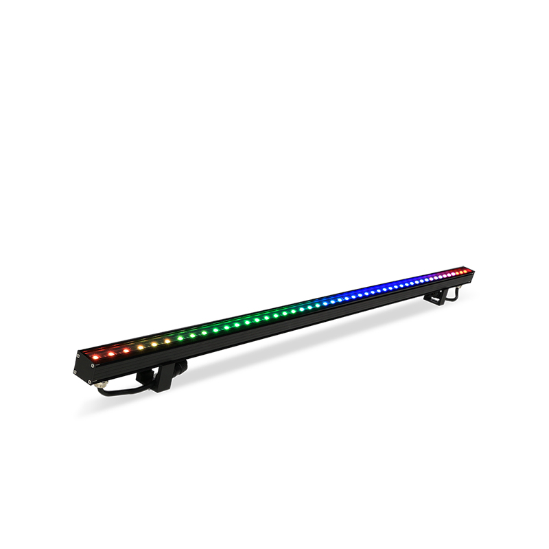 PIXIBAR 48-IC - Indoor RGB Digital LED Bar with Clear Diffuser