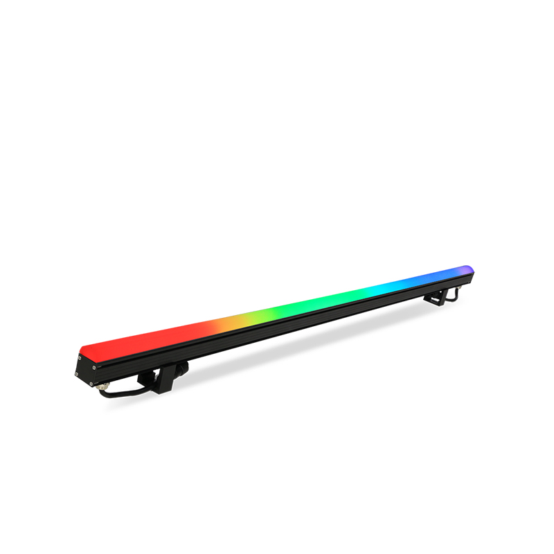 PIXIBAR 48-ID - Indoor RGB Digital LED Bar with Dome Opal Diffuser