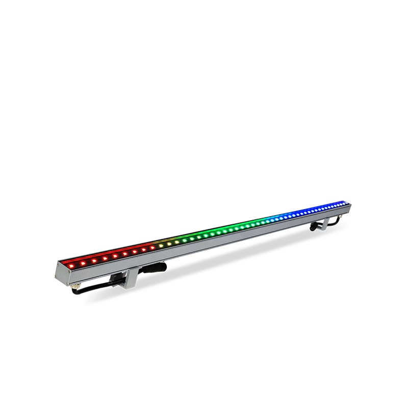 PIXIBAR 48-OC - Outdoor RGB Digital LED Bar with Clear Diffuser