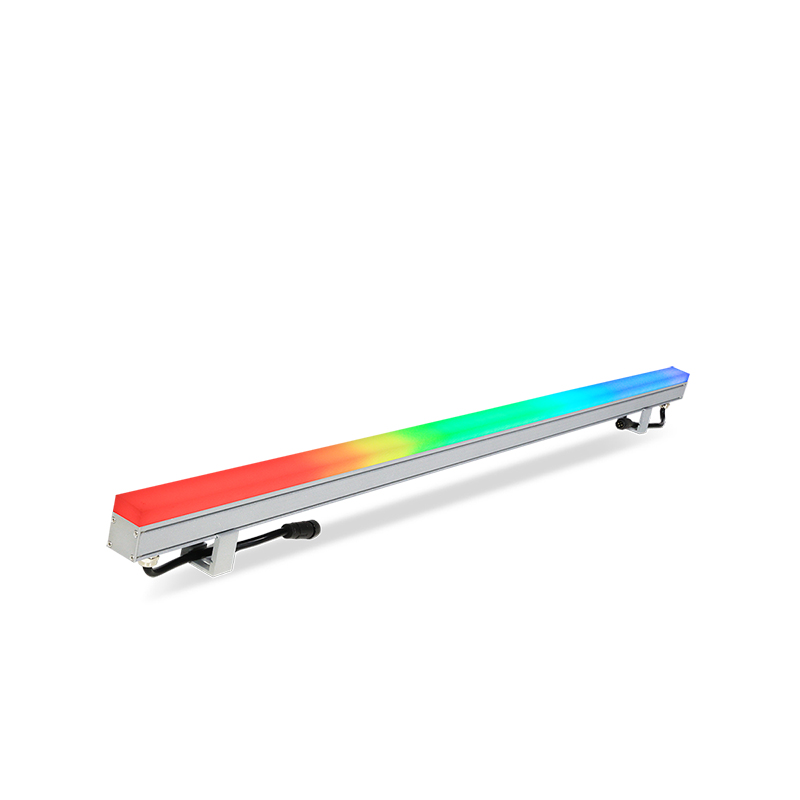 PIXIBAR 48-OS - Outdoor RGB Digital LED Bar with Square Opal Diffuser