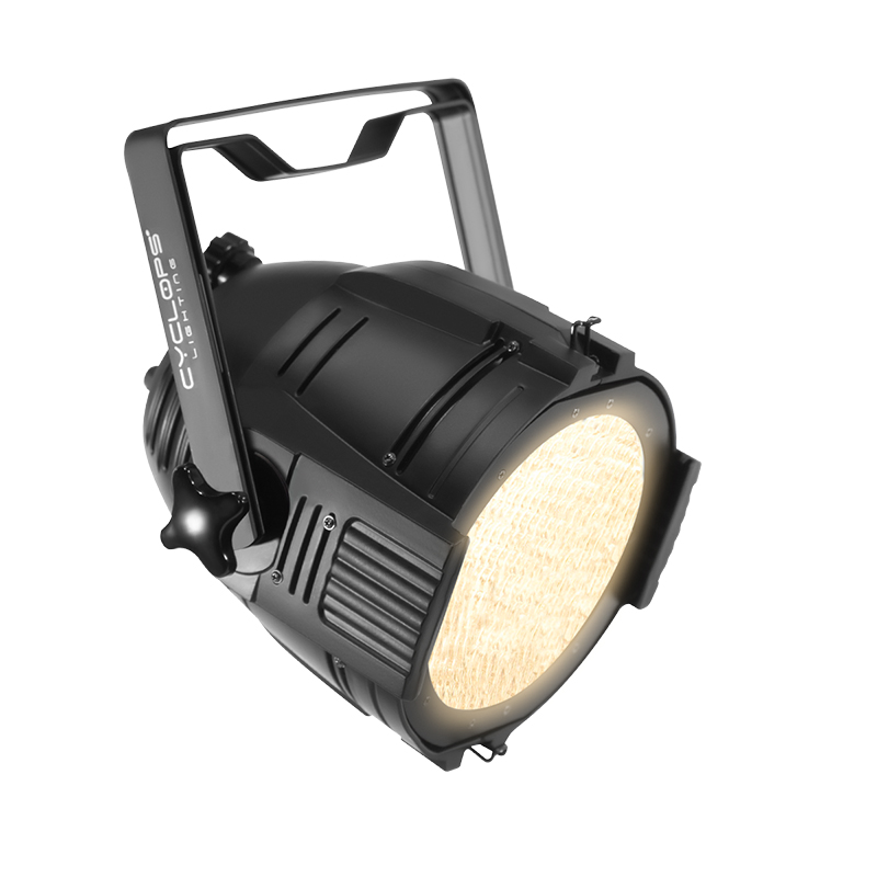 PAR 150WZ - 150 watts, Zoom, Warm White LED PAR