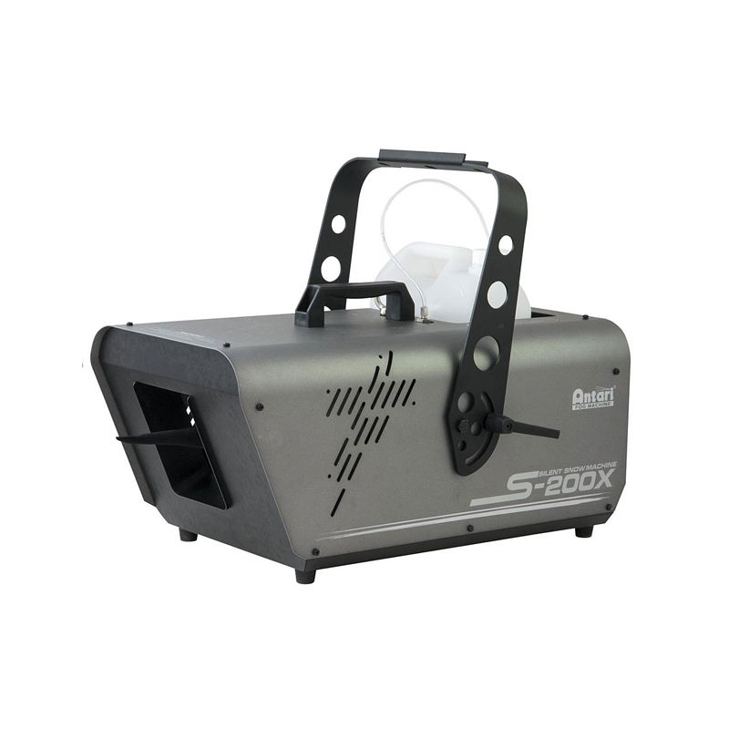 S-200X Silent Snow Machine
