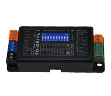 SD DRIVE 1- 1 Ch Dimmer