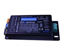 SD DRIVE 3 - 3 Ch Dimmer