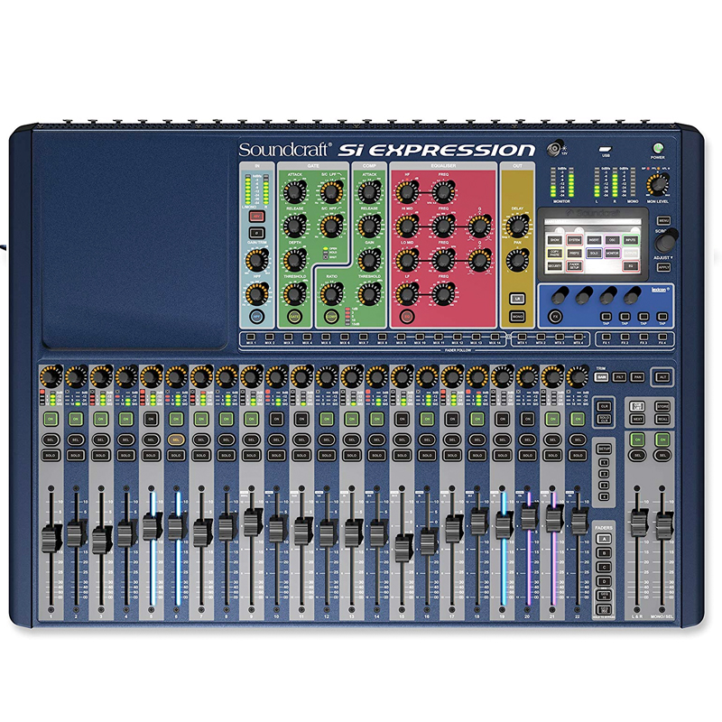 Si Expression 2 - Digital Console