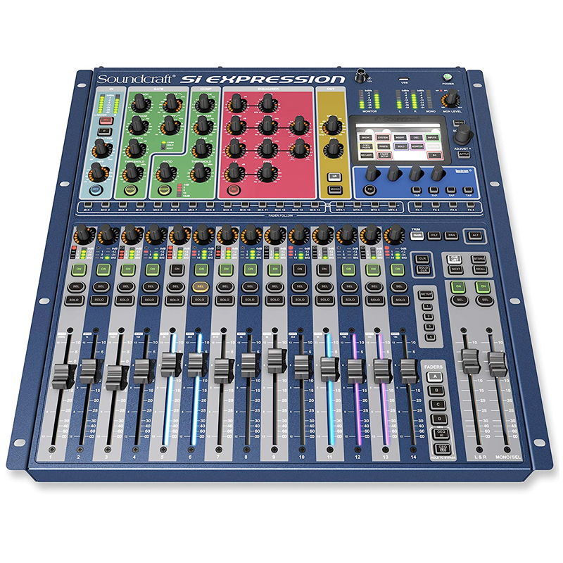 Si Expression 1 - Digital Console