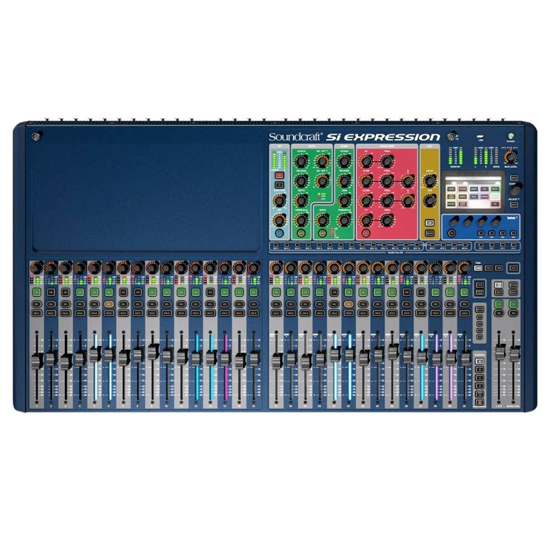 Si Expression 3 - Digital Console