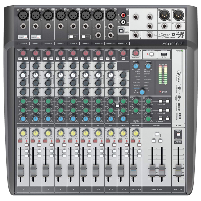 Signature 12 MTK - Analogue Mixer