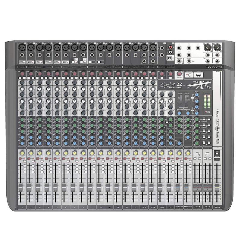 Signature 22 MTK - Analogue Mixer
