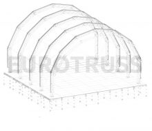 TR-20 - 14x14 Tunnel Roof