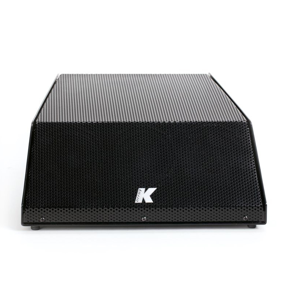 Turtle-KRM33 - Compact Powered Wedge Speaker