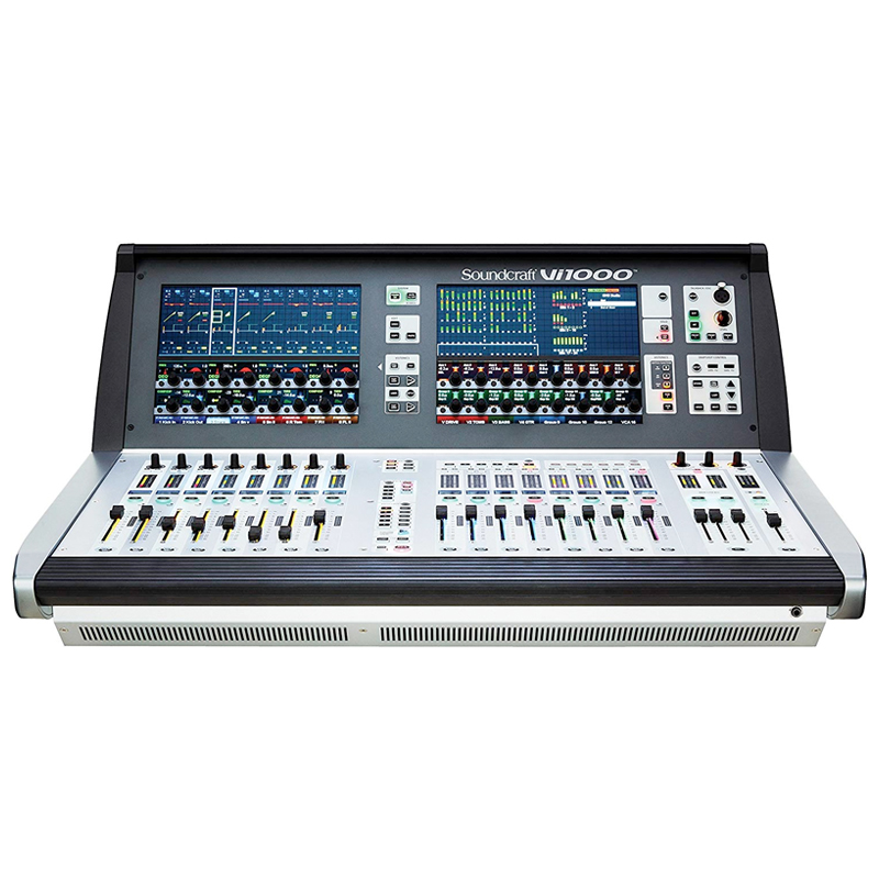Vi1000 - 96-Channel Compact Digital Mixing Console
