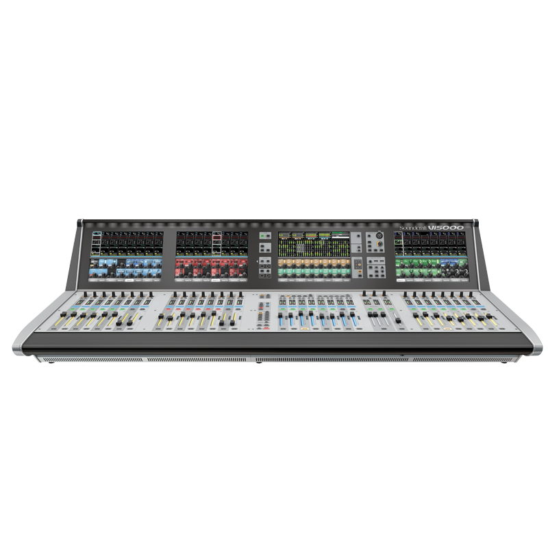 Vi5000 - Digital Mixing Console