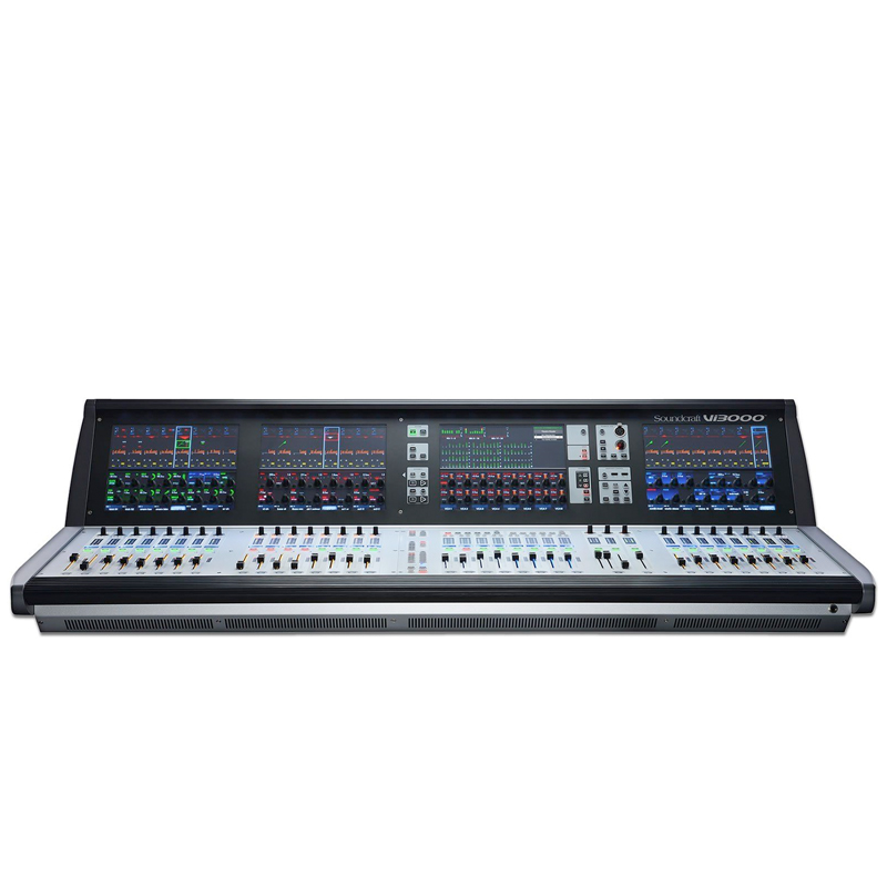 Vi3000 - Digital Live Sound Console