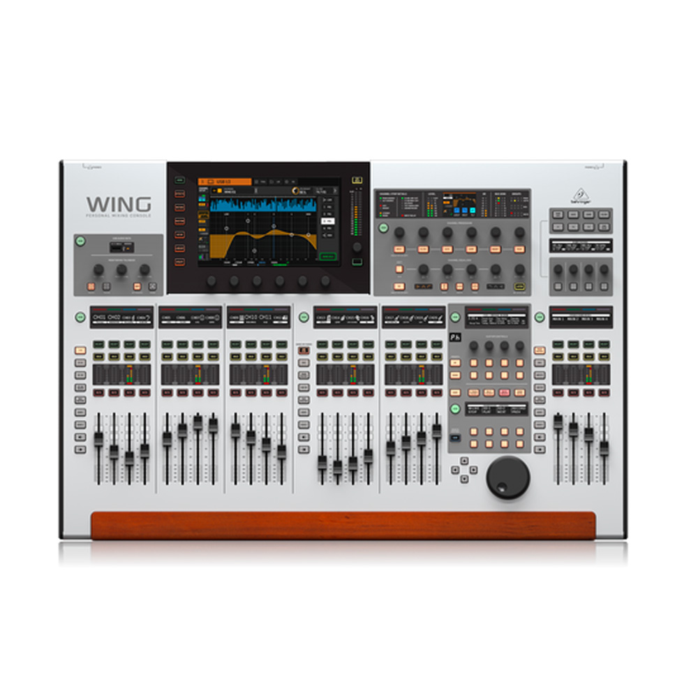 Wing - Digital Mixing Console