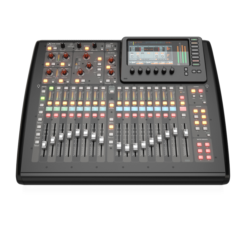 X32 COMPACT - Digital Mixing Console