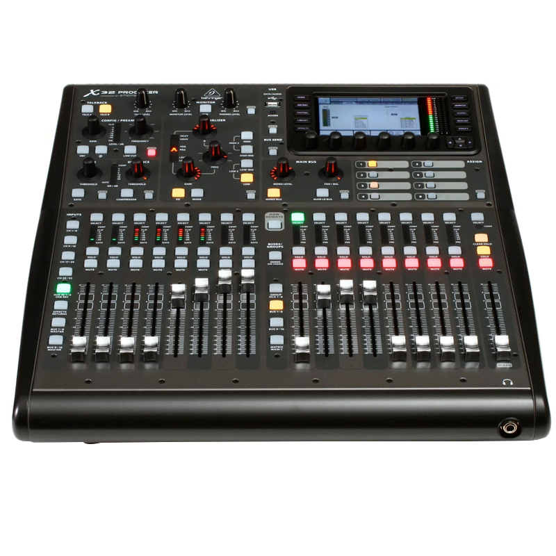 X32 PRODUCER - Digital Mixing Console
