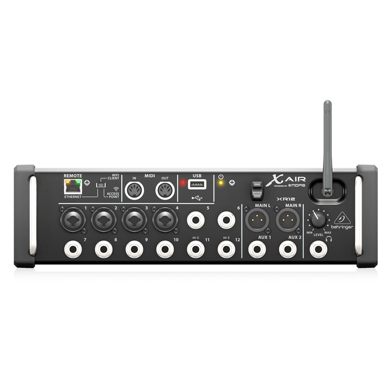 XR12 - Digital Mixer