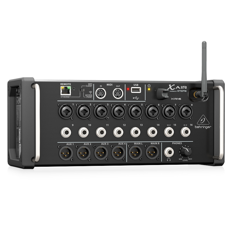 XR16 - Digital Mixer