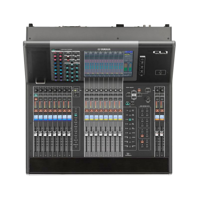 CL1 - Digital Mixing Console