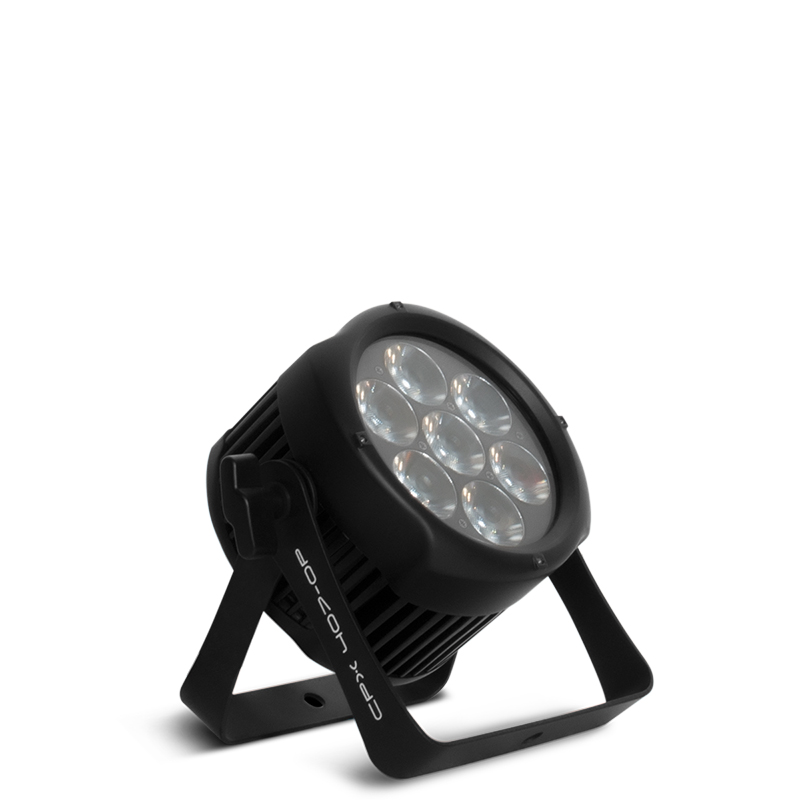 CPX 407OP - Outdoor RGBW Quad LED Par