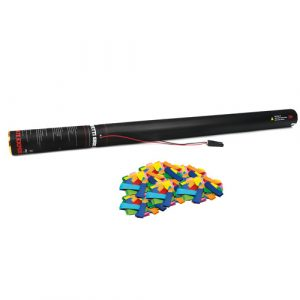 TCM FX Electric slow-fall confetti cannon - 80 cm