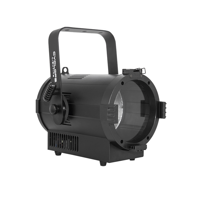 FR 100F - 100 watts RGBW Powered LED Fresnel