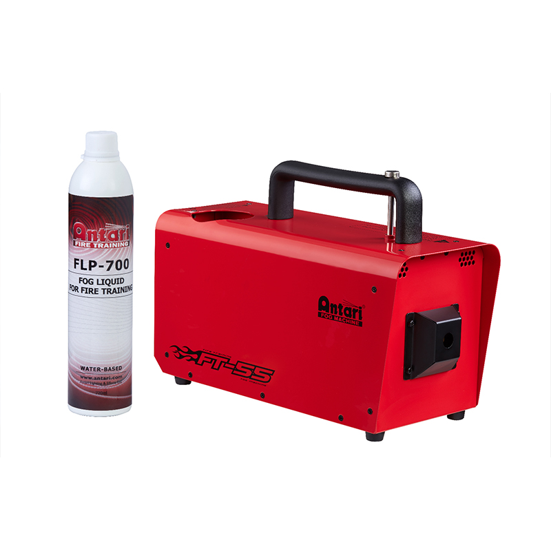 FT-55 - Fire Training Fog Machine with Remote