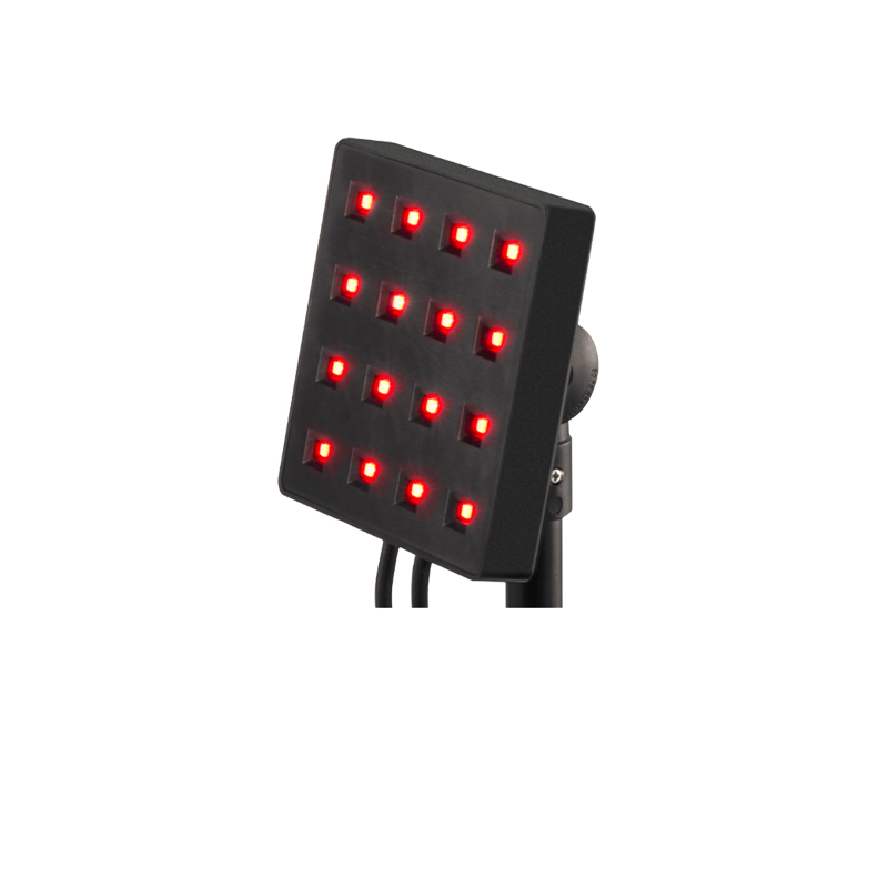 PIXIDOT 120-OD - Outdoor RGB Digital Dot Panel with Holder