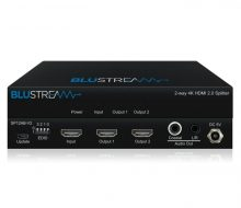 SP12AB V2 2 Way HDMI 2.0 Splitter