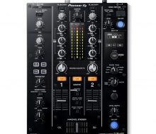 Pioneer DJ DJM 450 2 Channel DJ Mixer with Beat FX